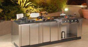 outdoor kitchen equipments