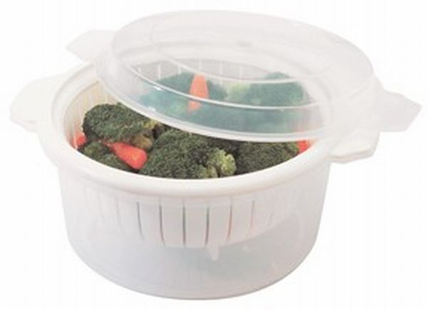 A steamer can be used for many things