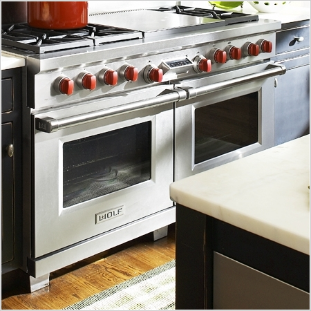 Buying a cooking range
