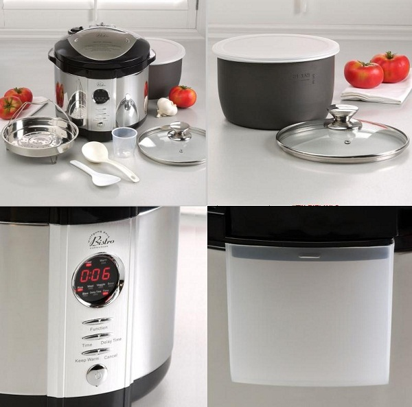 Buying a pressure cooker