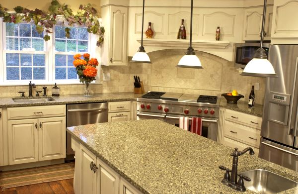 Concrete Kitchen Countertop Picture Discussions The Different Types Of ...
