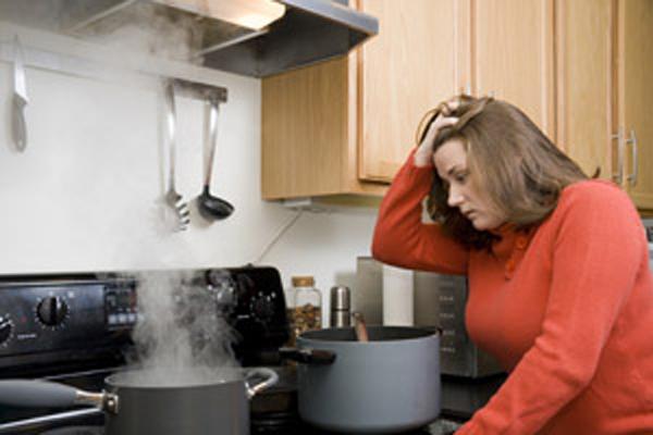 Common kitchen mistakes