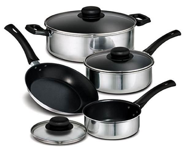 Cook up with Pots and Pans