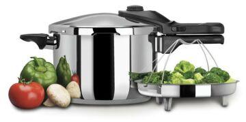 easy open pressure cookers