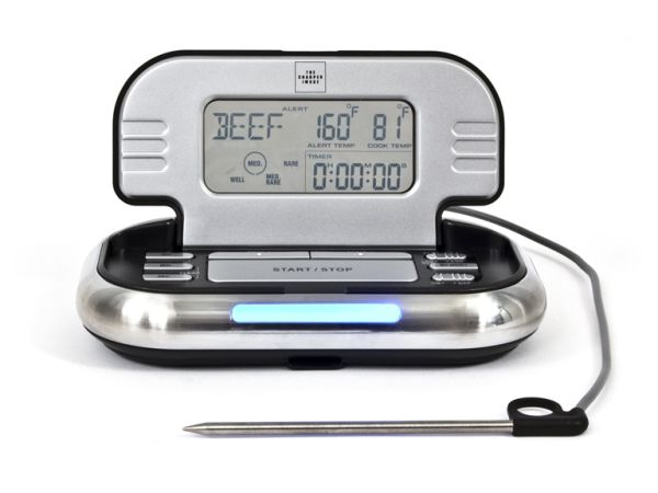 Electronic kitchen thermometrs