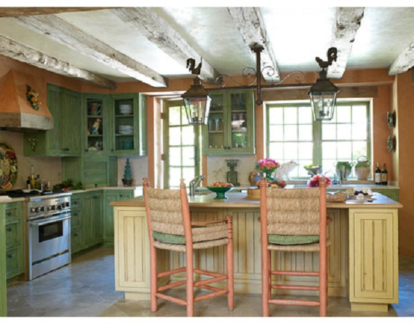 How To Design A French Country Kitchen Kitchen Clan