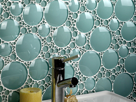 Kitchen Tiles Ideas on Are Glass Tiles Ideal For Backsplashes    Kitchen Clan