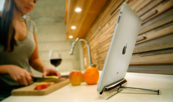 Kitchen iPad accessories
