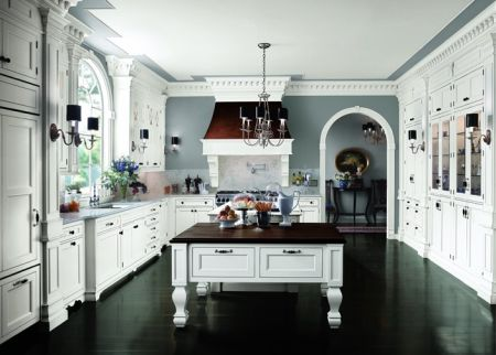 Spice up your kitchen with wall sconces - Kitchen Clan