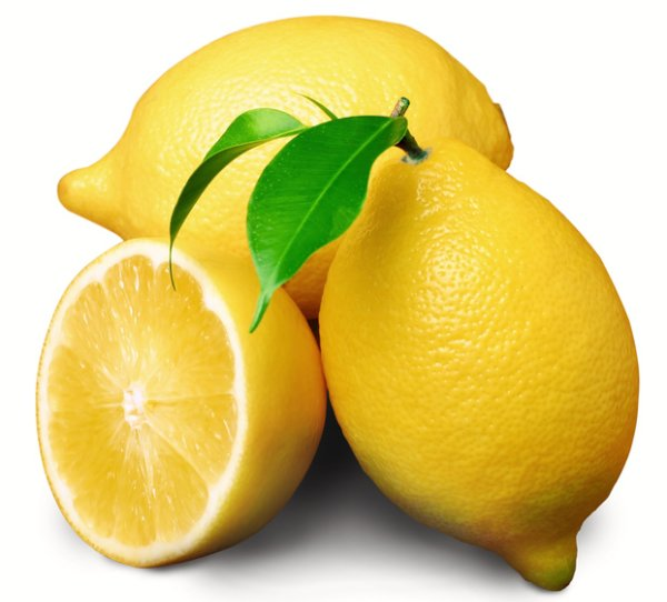 Lemon juice for kitchen cleaning