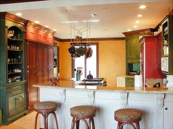 Maximize your kitchen space