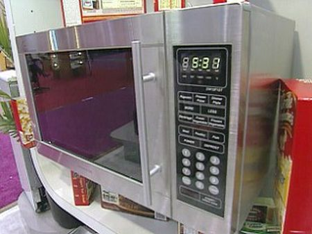 new daewoo voice recognition microwave 49