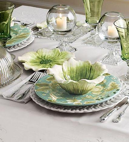 sixteen piece vintage floral dinner set 2 49