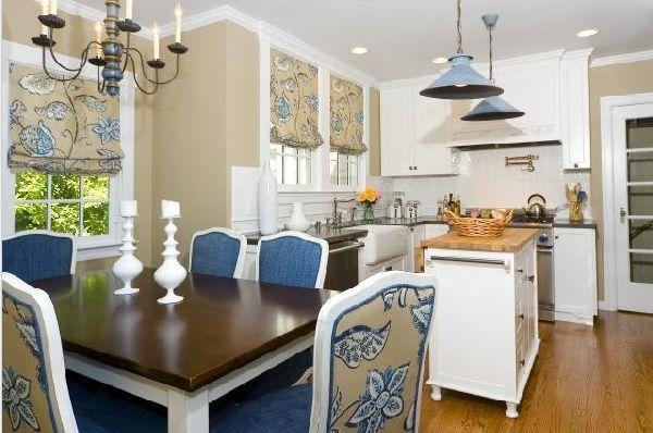 Social kitchen spaces