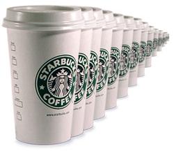 starbucks cups 1451