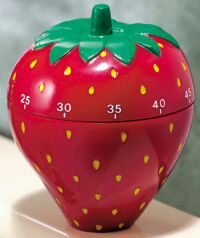strawberry timer