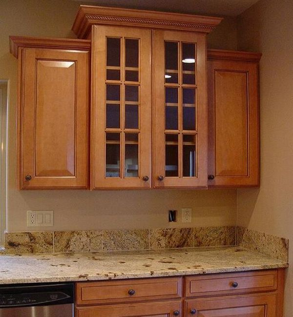 Add Molding To Kitchen Cabinets: Add Crown Molding To Kitchen Cabinets