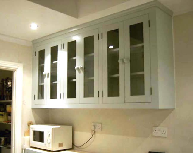 kitchen-cabinets-glass-doors