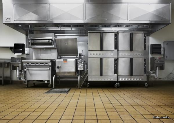 A compete kitchen appliances collection, boasting high ...  |Advanced Kitchen Appliances
