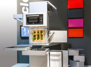 Vertical Kitchen