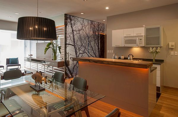 open-space-kitchen-with-dining-table-in-small-apartment-design