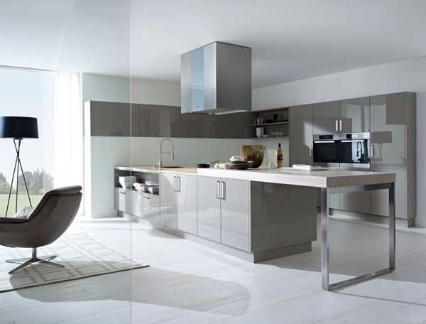Warmer Metal Fixings in kitchen