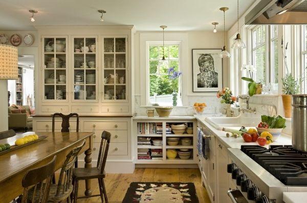 Cottage kitchen style