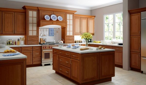 Ready To Assemble And Made To Order Kitchen Cabinets Kitchen Clan