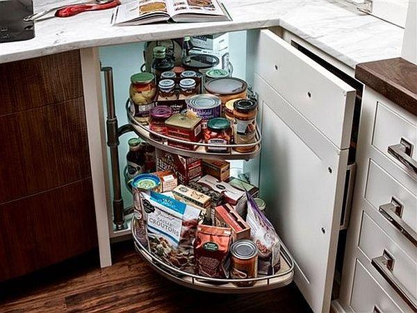 De-clutter unused items