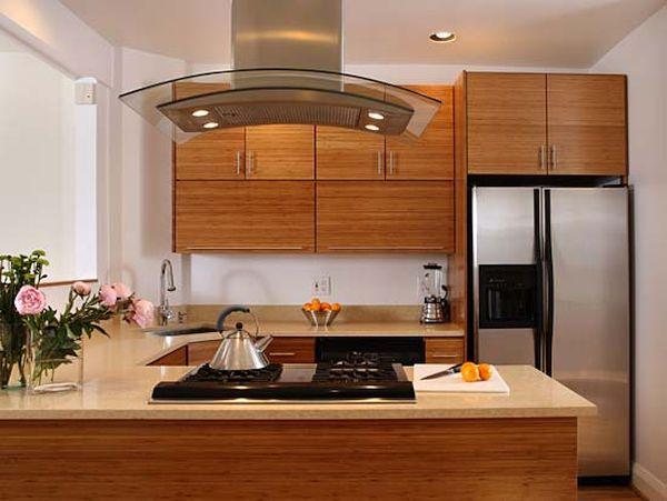 Bamboo kitchen furniture
