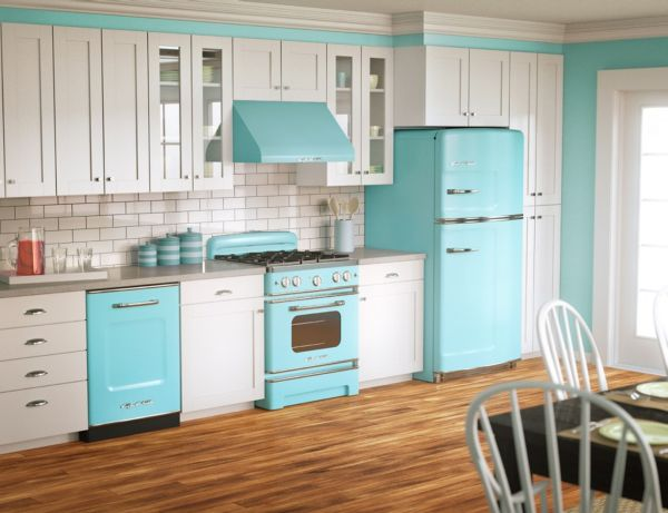 Classy Turquoise Glass tiles