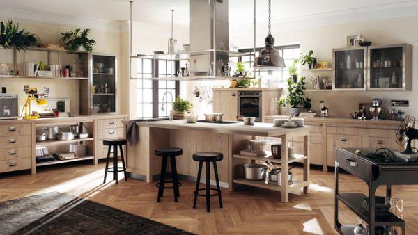The Social Kitchen Concept