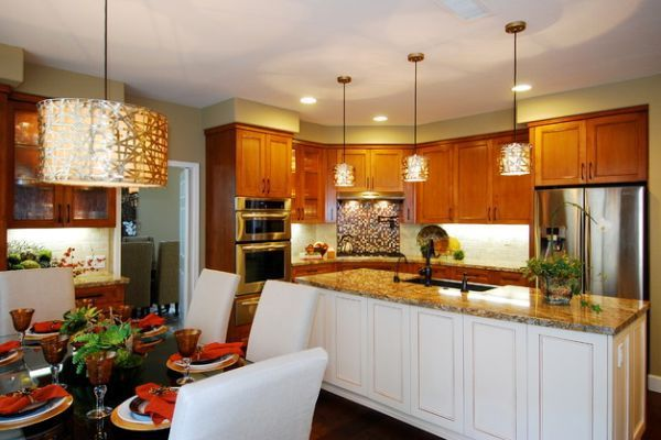 pendant lights for your kitchen island (1)
