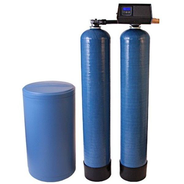 Dual-Tank softener