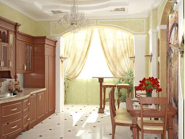 curtains for your kitchen 1