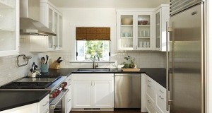 kitchen interiors in a small space (4)