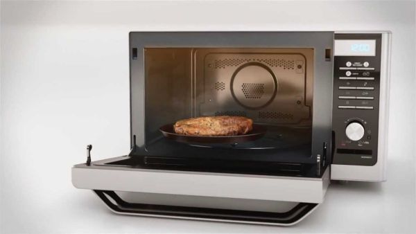 Samsung's new smart oven