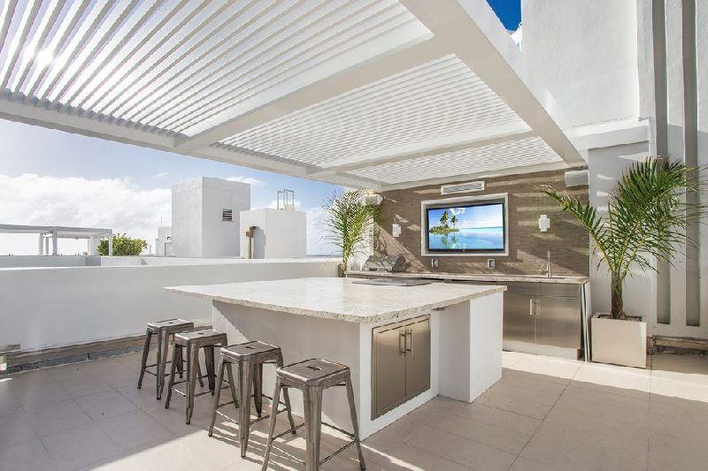 7 Amazing Rooftop Kitchen Design Ideas