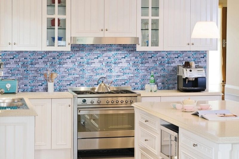 Use These 9 Kitchen Wall Tiles Design Ideas To Enhance Your Kitchen Interiors