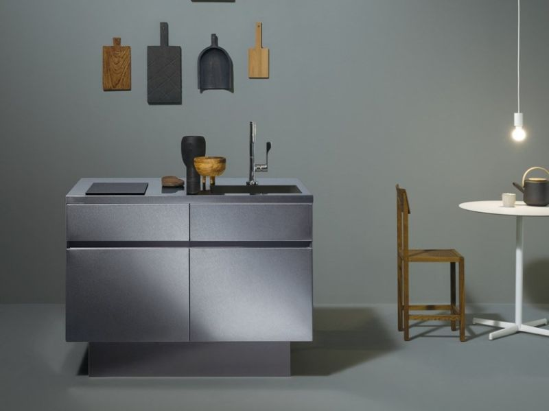 kitchen ideas inspired by the Japanese interior furnishings company, Sanwa