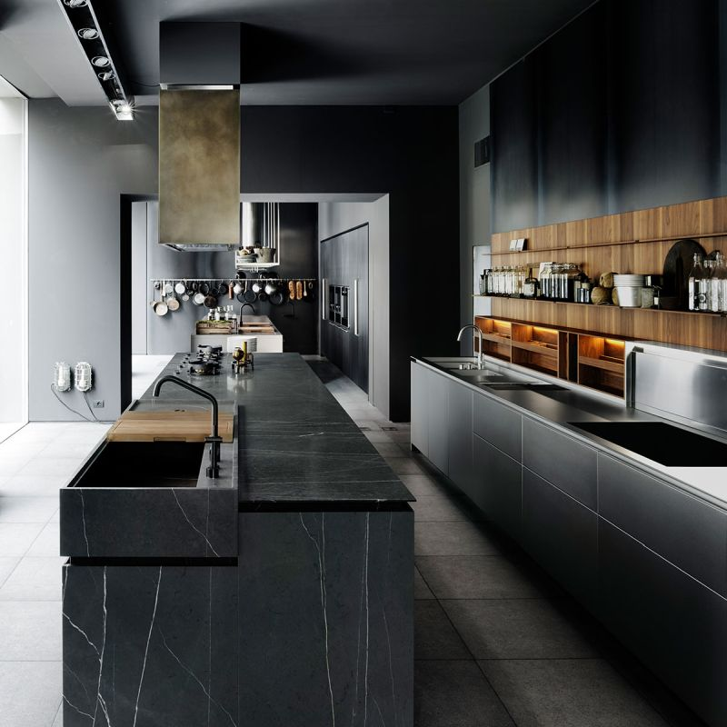 Boffi  custom designed kitchen