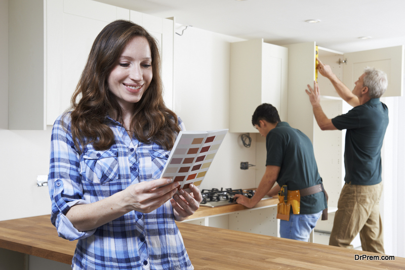 Make Your Kitchen Look Even Bigger