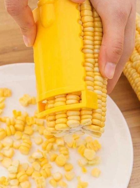 Corn peelers