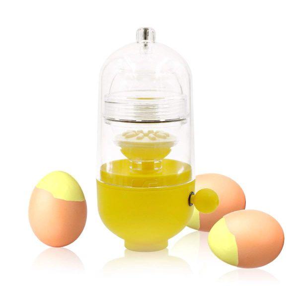Egg scrambler