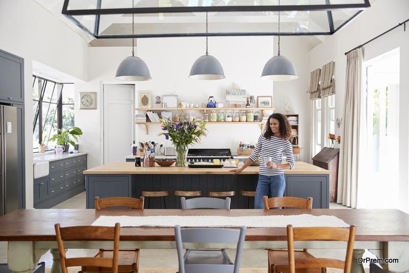 breakfast bar for kitchen