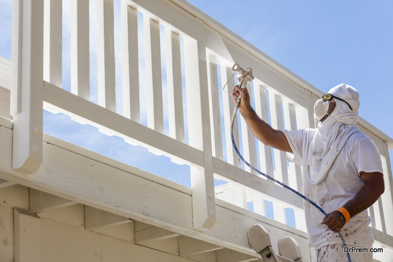 Exterior Painting Increases the Value of Your Home