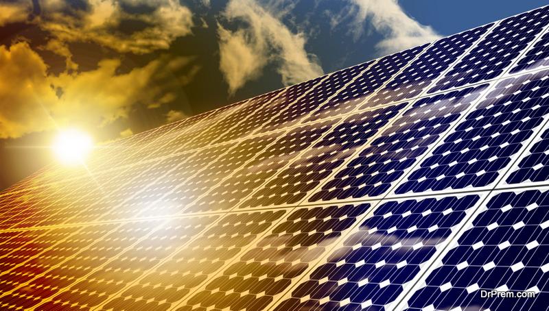 technology for solar energy